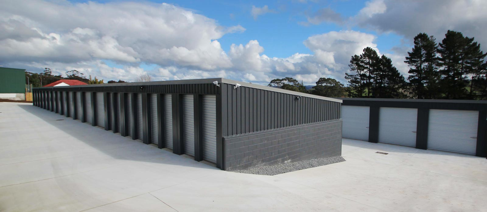 Snells Beach Storage Units