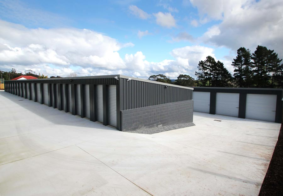 Warkworth Storage Units